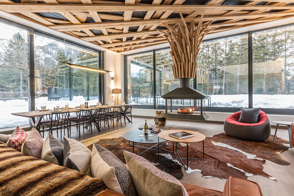 Luxury Chalet Chamonix