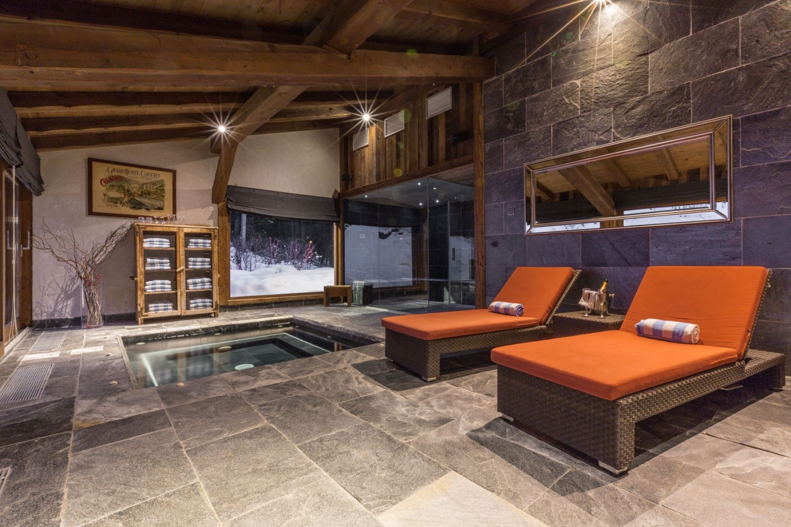 Luxury Chalets Chamonix - Exclusive Spas